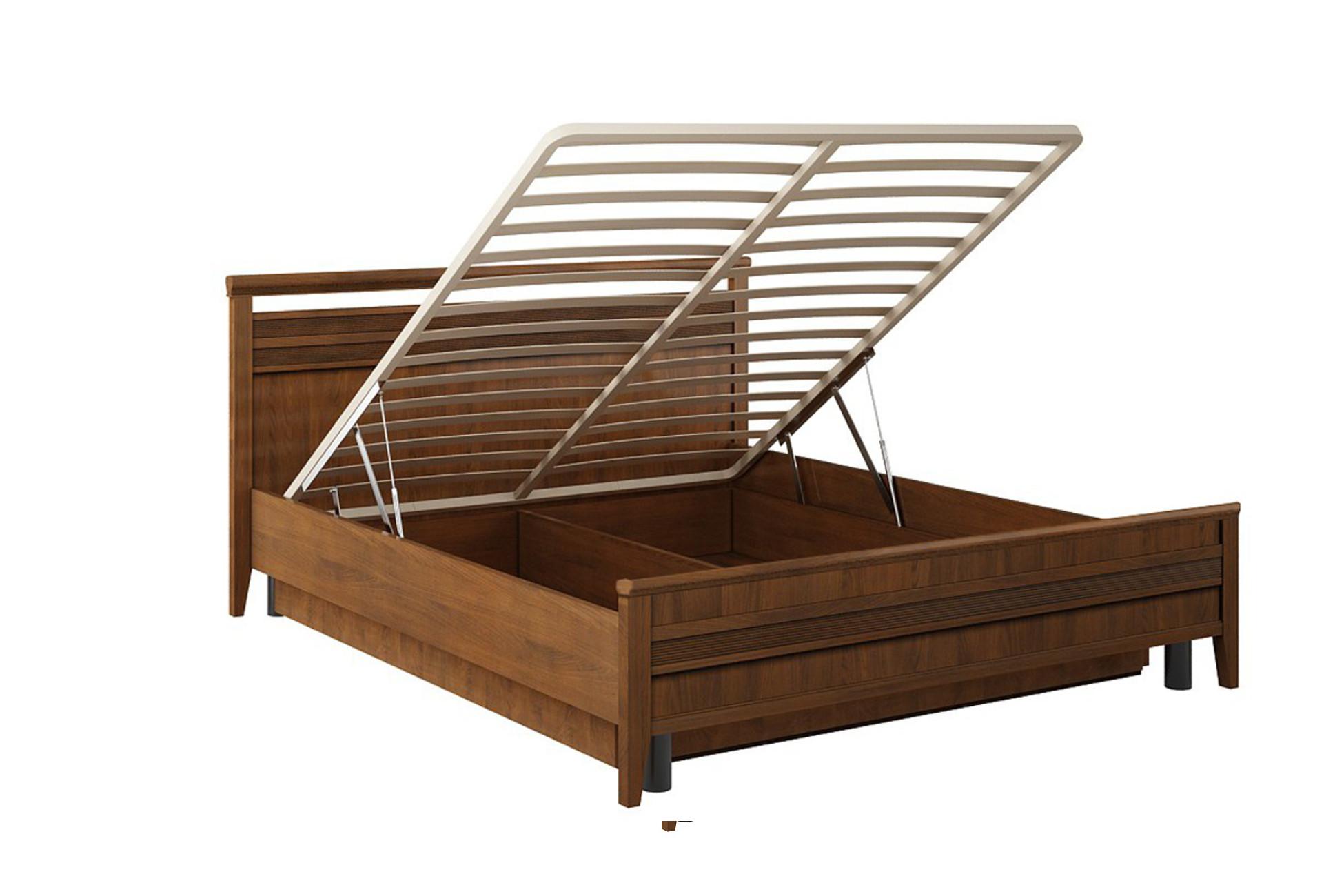 Как сделать кровать с ящиком для белья с подъёмным механизмом